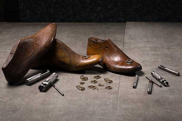 Hebillas calzado
